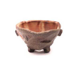備前焼の植木鉢 作家ジェイムスイラズムス